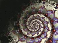 From the ever-evolving exhibition of Jock Cooper's Fractal Art
